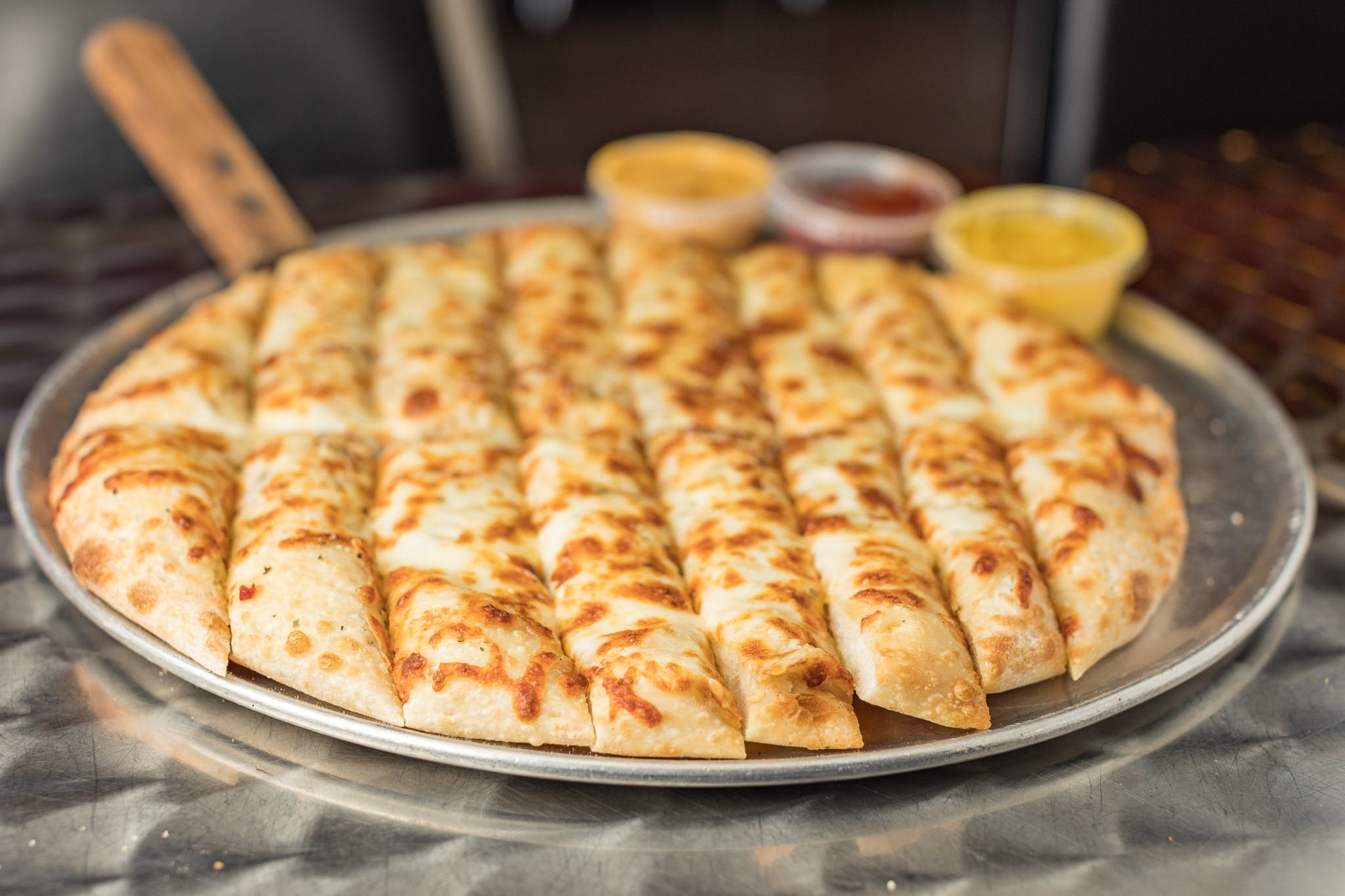 Smotherella Sticks from Jim Bob's Pizza - Eau Claire in Eau Claire, WI