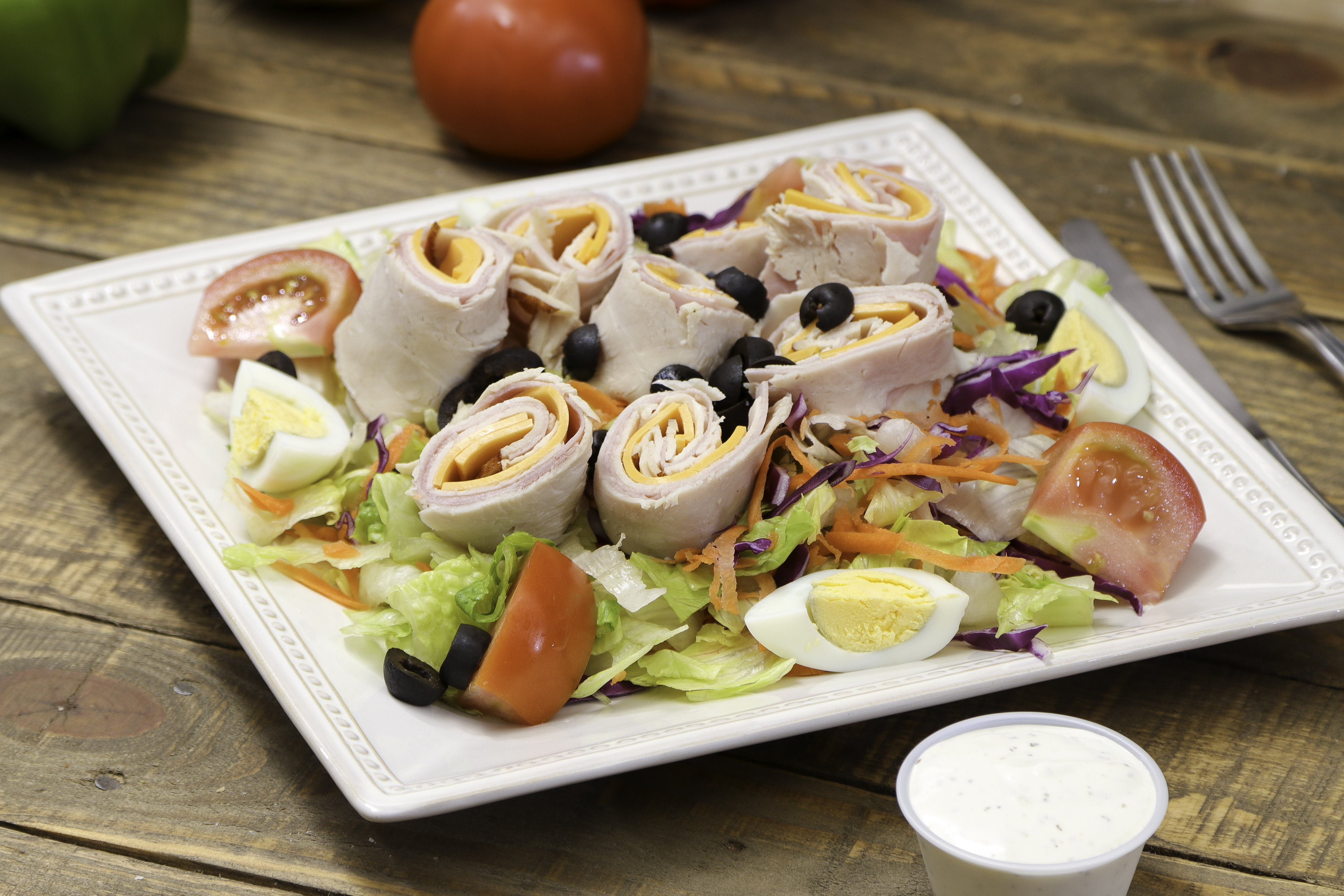 Chef's Salad from Ameci Pizza & Pasta - Lake Forest in Lake Forest, CA