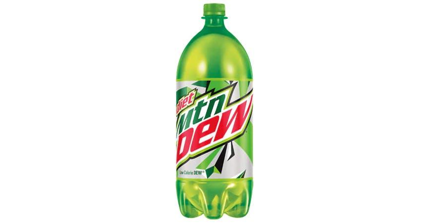 Diet Mountain Dew Soda (2 L) from EatStreet Convenience - W Mason St in Green Bay, WI