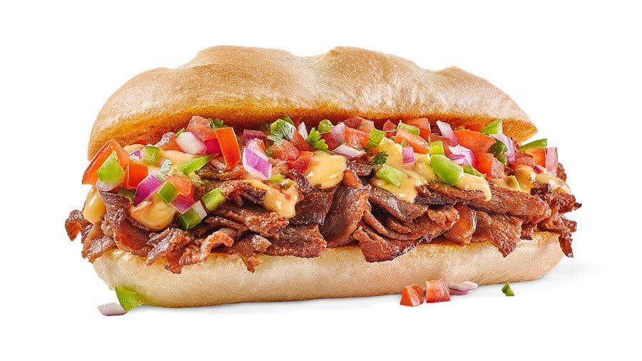 Southwest Philly Cheesesteak from Buffalo Wild Wings - Manitowoc in Manitowoc, WI