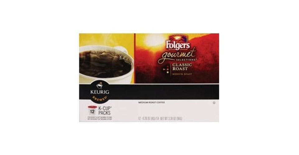 Folgers Gourmet Selections Medium Roast K-Cup Pods (12 ea) from CVS - Main St in Green Bay, WI