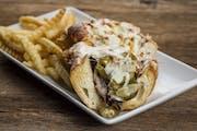 The Cheef Sandwich from Rosati's Pizza - E. Thomas Rd. in Phoenix, AZ