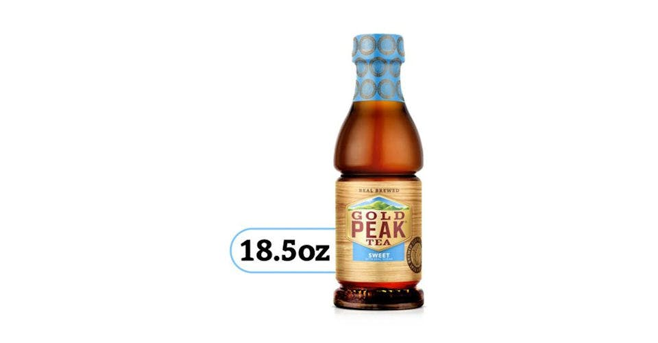 Gold Peak Sweetened Iced Tea Bottle (18.5 oz) from CVS - Main St in Green Bay, WI