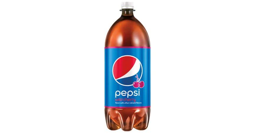 Pepsi Soda Wild Cherry (2 L) from EatStreet Convenience - SW Gage Blvd in Topeka, KS