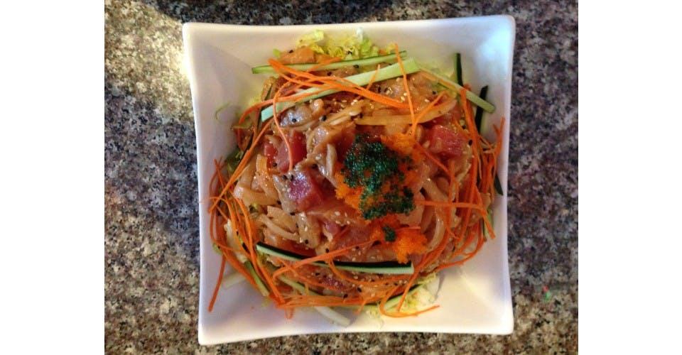 28. Sashimi Salad from Oishi Sushi & Grill in Walnut Creek, CA