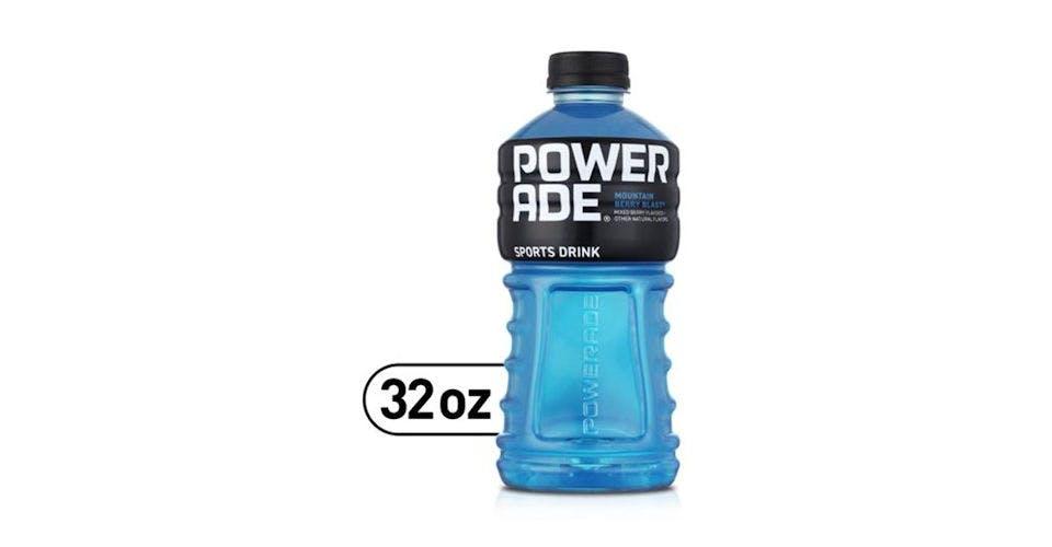 Powerade Sports Drink Mountain Blast (32 oz) from CVS - Main St in Green Bay, WI