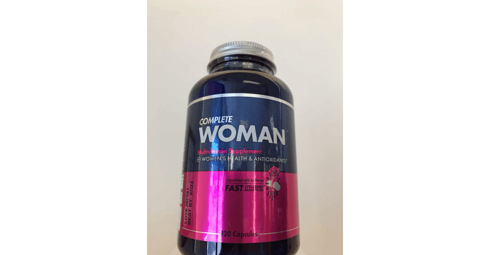 Complete Woman from Complete Nutrition in Manhattan, KS