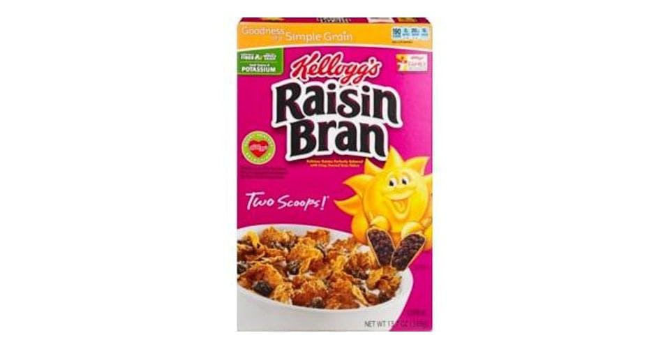 Kellogg's Raisin Bran Cereal (13.7 oz) from CVS - Franklin St in Waterloo, IA