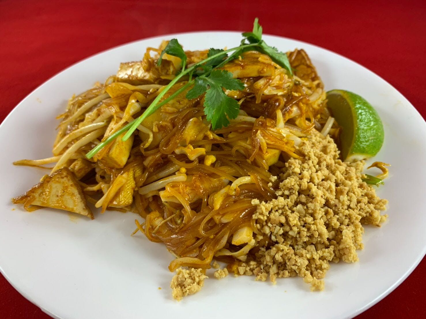 32. Pad Thai (Dinner) from Sa-Bai Thong - University Ave in Madison, WI
