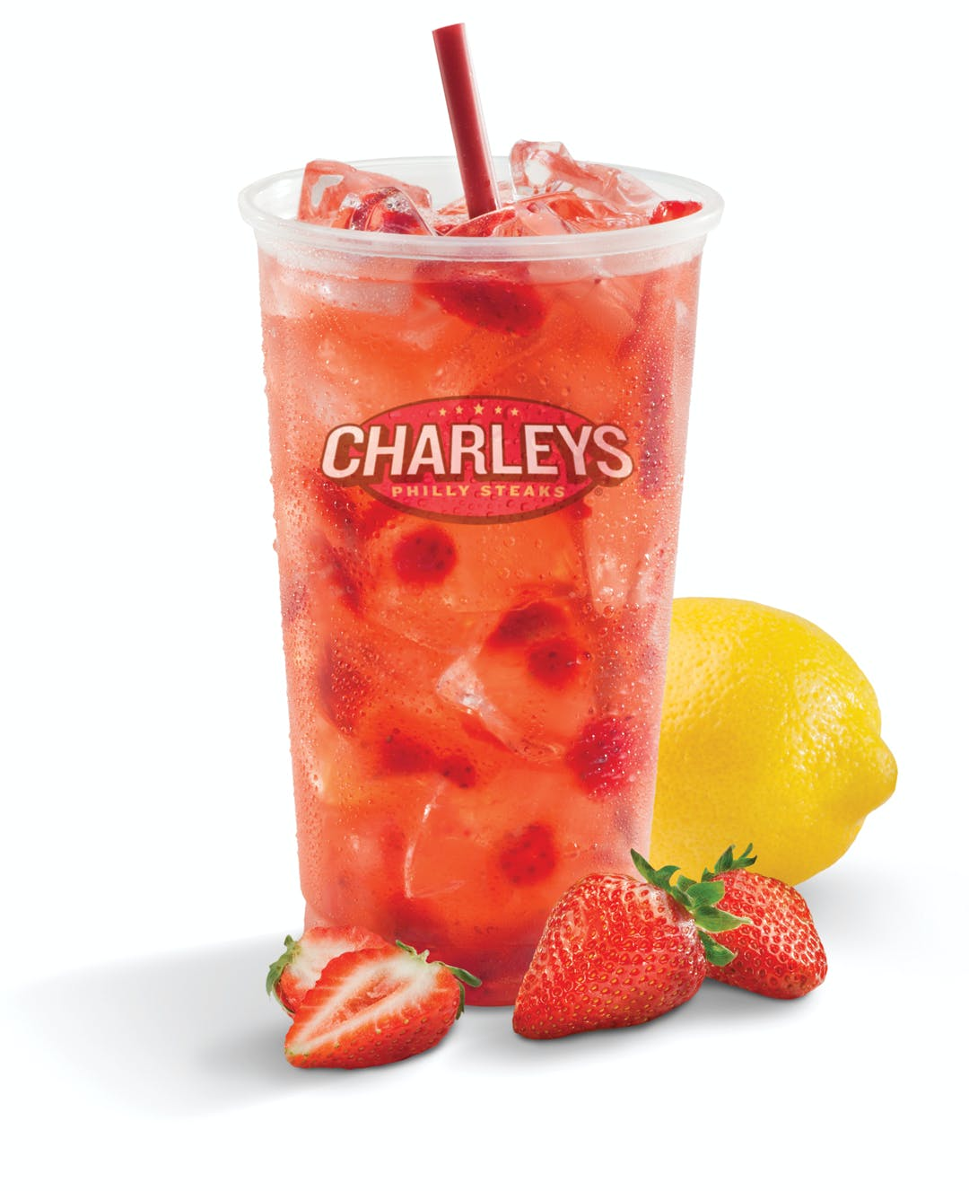 Signature Lemonade from Charleys Philly Steaks in Milwaukee, WI