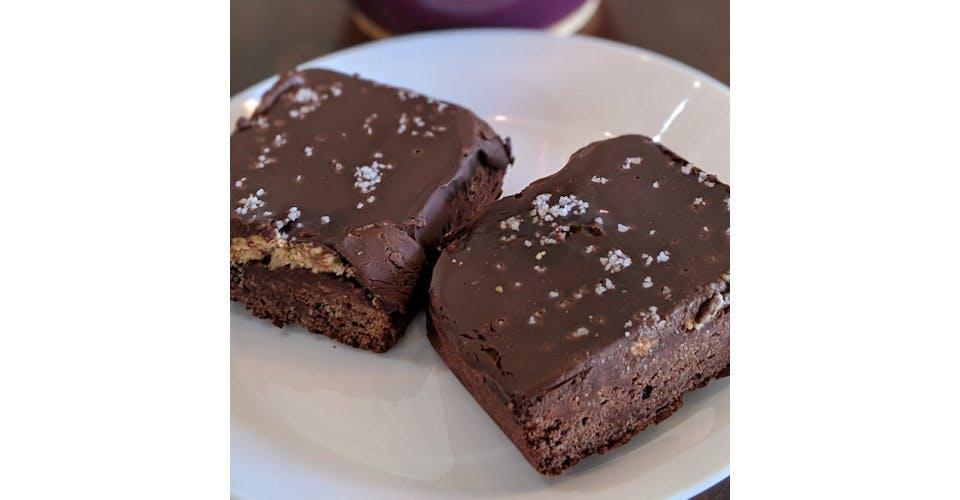 Tahini Brownie (Gluten Free) from Patina Coffeehouse in Wausau, WI