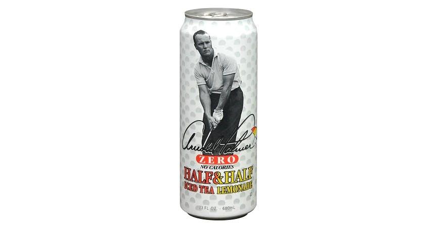 Arizona Zero Arnold Palmer Half & Half Iced Tea & Lemonade (23 oz) from EatStreet Convenience - W Mason St in Green Bay, WI