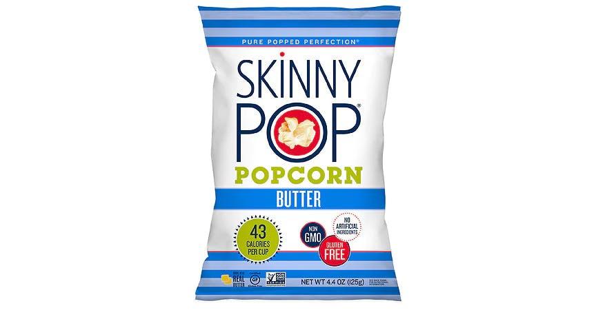 Skinny Pop Popcorn Butter (4 oz) from EatStreet Convenience - W Mason St in Green Bay, WI