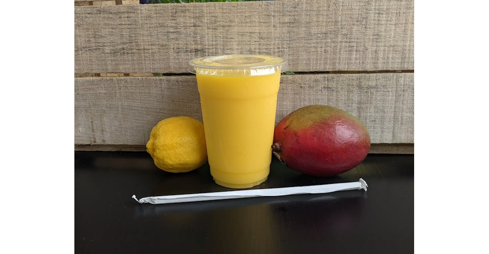 Mango-A-Go-Go from Basics Co-op Cafe in Janesville, WI