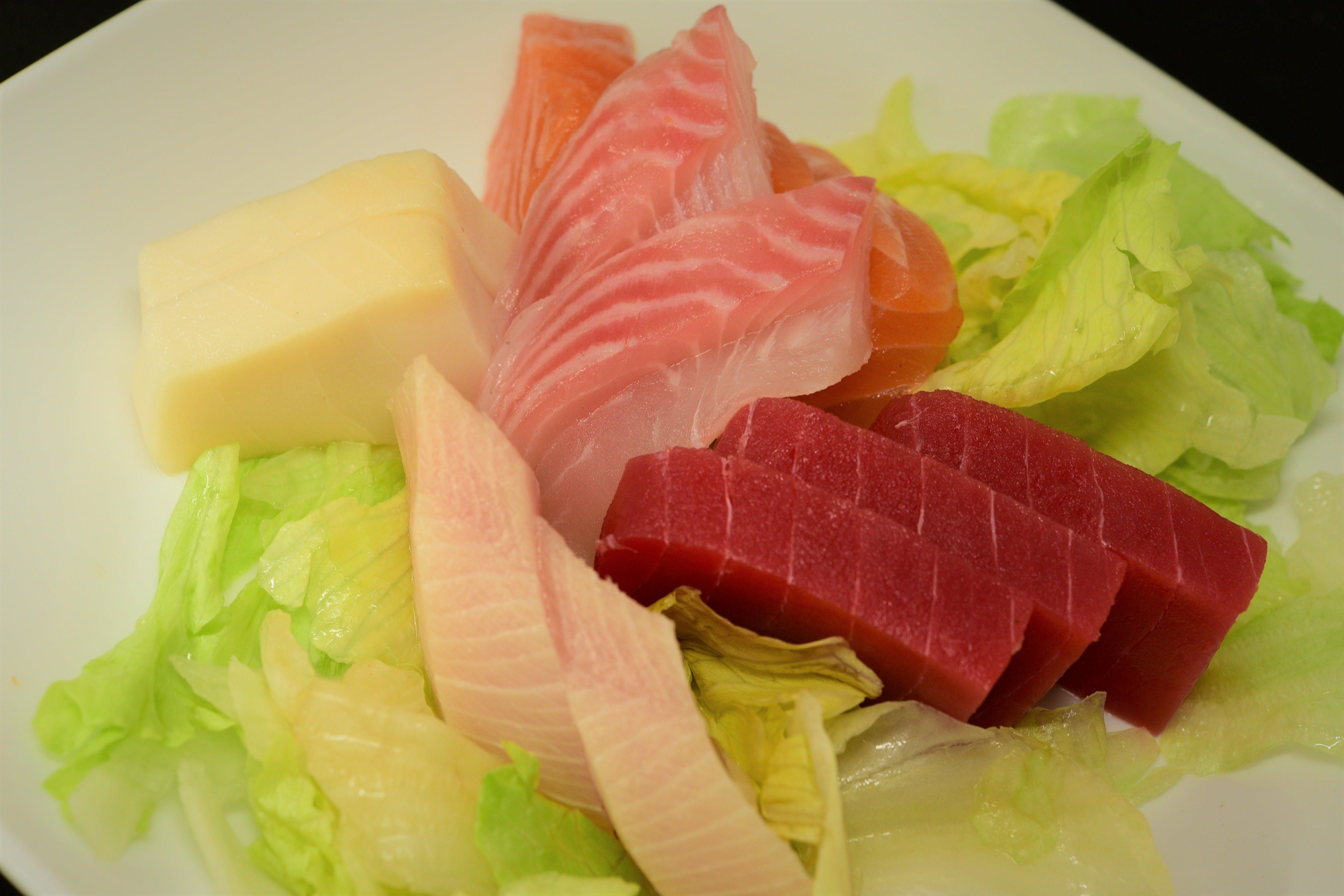 Sashimi Regular from Fin Sushi in Madison, WI