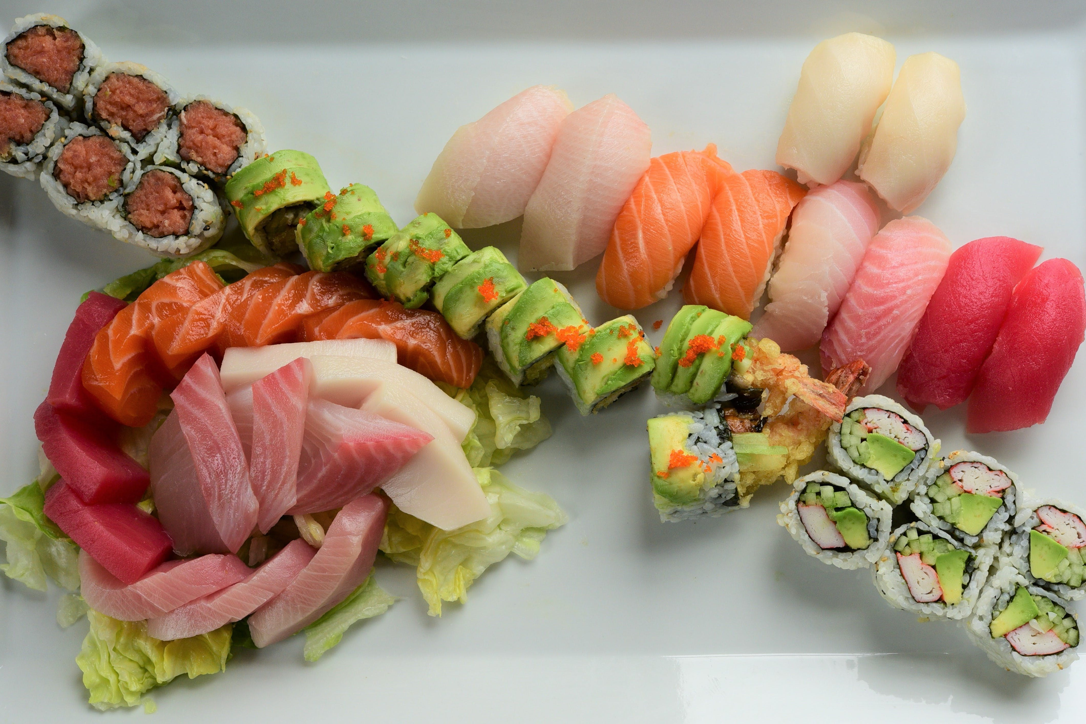 Party Platter from Fin Sushi in Madison, WI