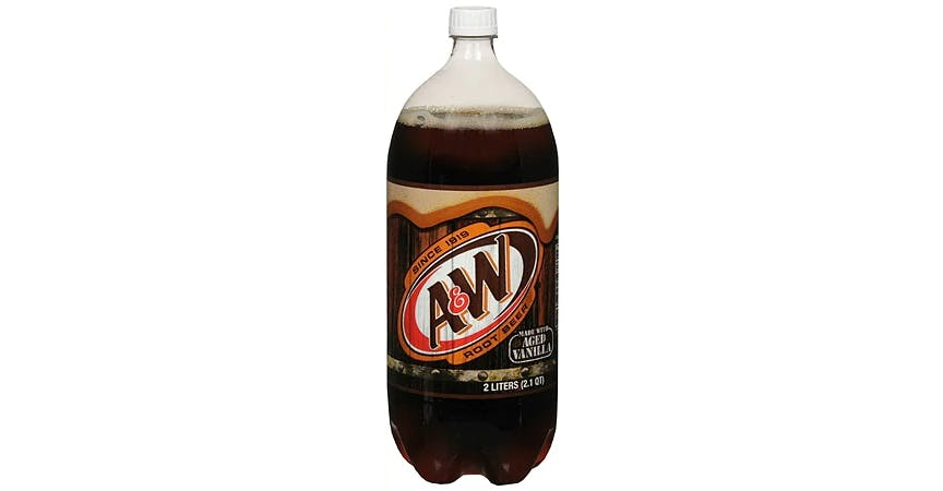 A&W Root Beer Soda (2 ltr) from EatStreet Convenience - W Mason St in Green Bay, WI