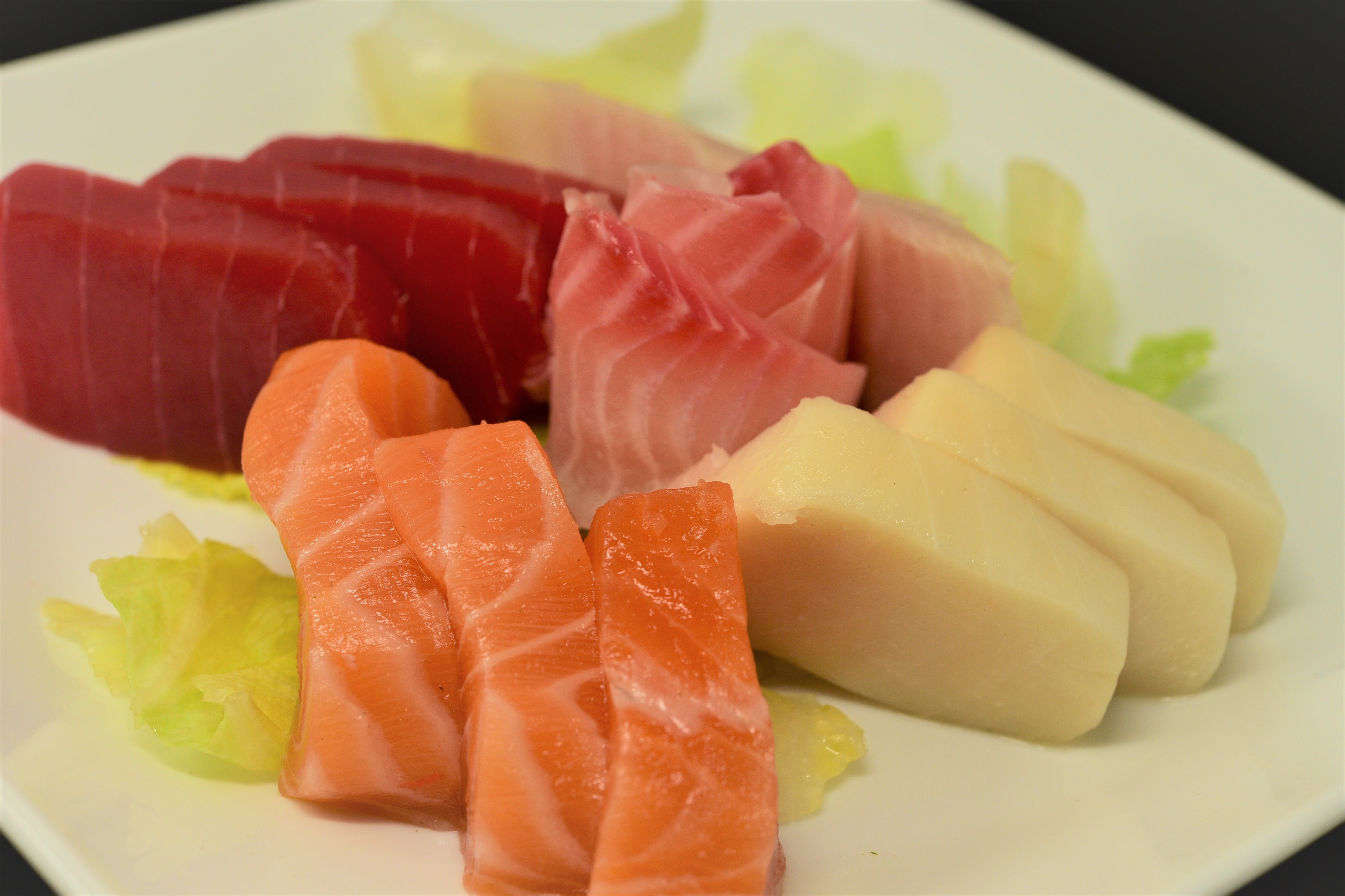 Sashimi Deluxe from Fin Sushi in Madison, WI