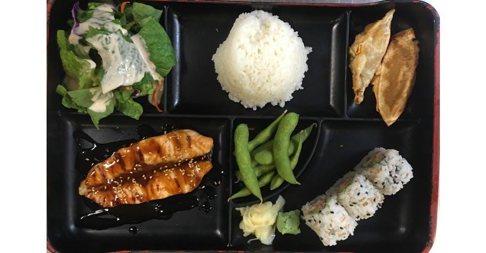 5. Lunch Bento E from Oishi Sushi & Grill in Walnut Creek, CA
