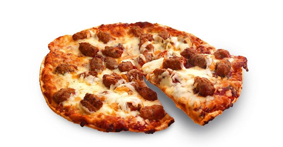 Pothole Pizza: Sausage Palooza from Kwik Trip - Oshkosh W 9th Ave in Oshkosh, WI