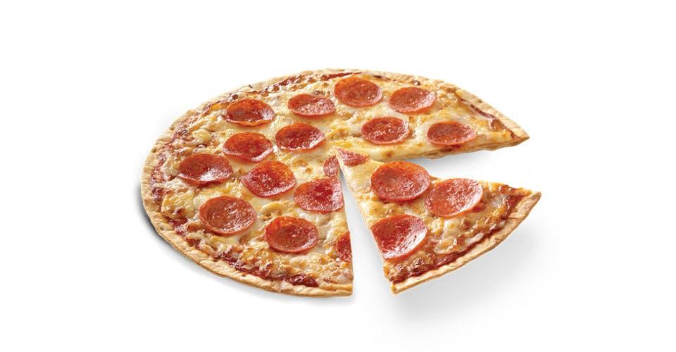 Thin Crust Pizza: Pepperoni from Kwik Trip - Oshkosh W 9th Ave in Oshkosh, WI