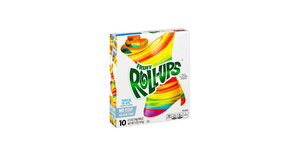 Fruit Roll Ups 10CT from Kwik Trip - Eau Claire Water St in EAU CLAIRE, WI