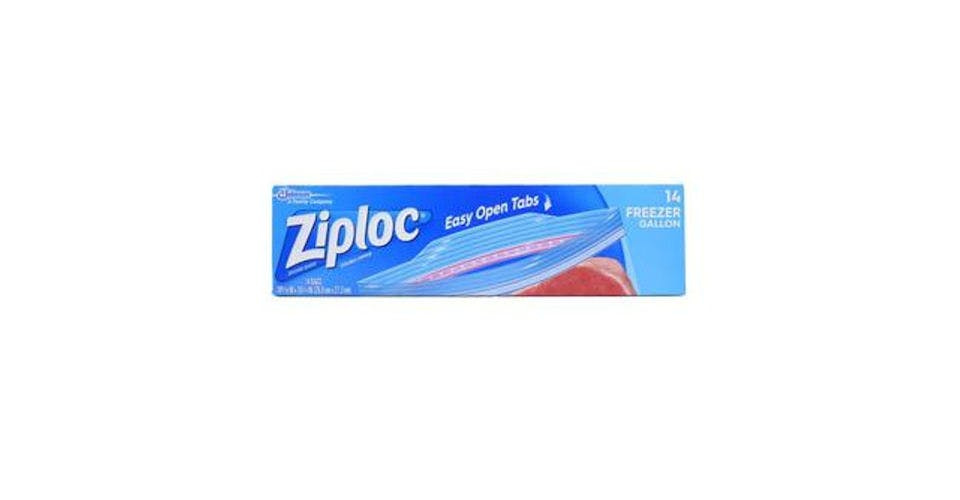 Ziploc Freezer Bags Gallon (14 ct) from CVS - Main St in Green Bay, WI