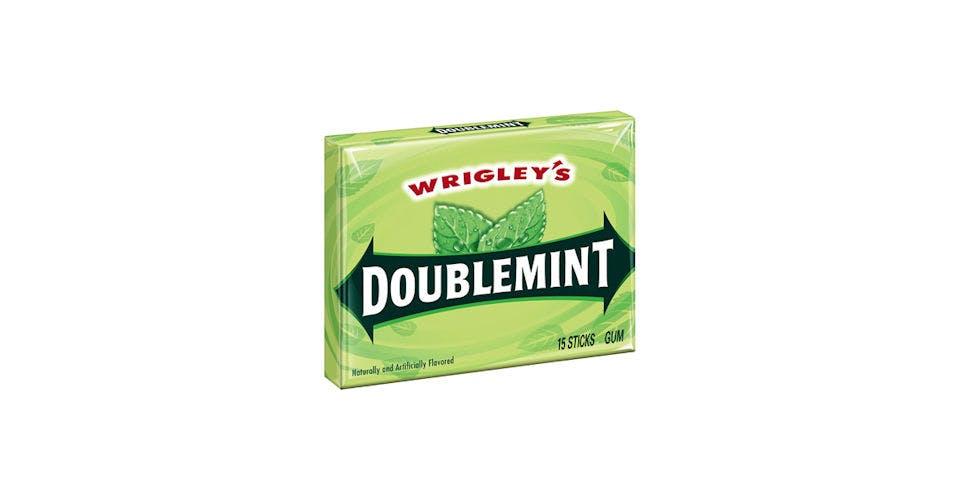 Wrigley's Doublemint, 15 Sticks from Kwik Trip - Oshkosh W 9th Ave in Oshkosh, WI