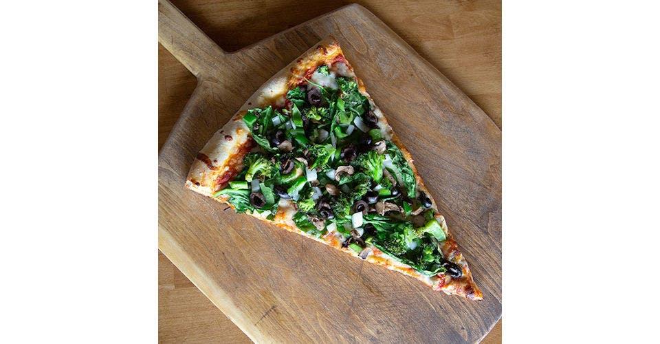 Veggie Pizza from Papa Keno's in Lawrence, KS