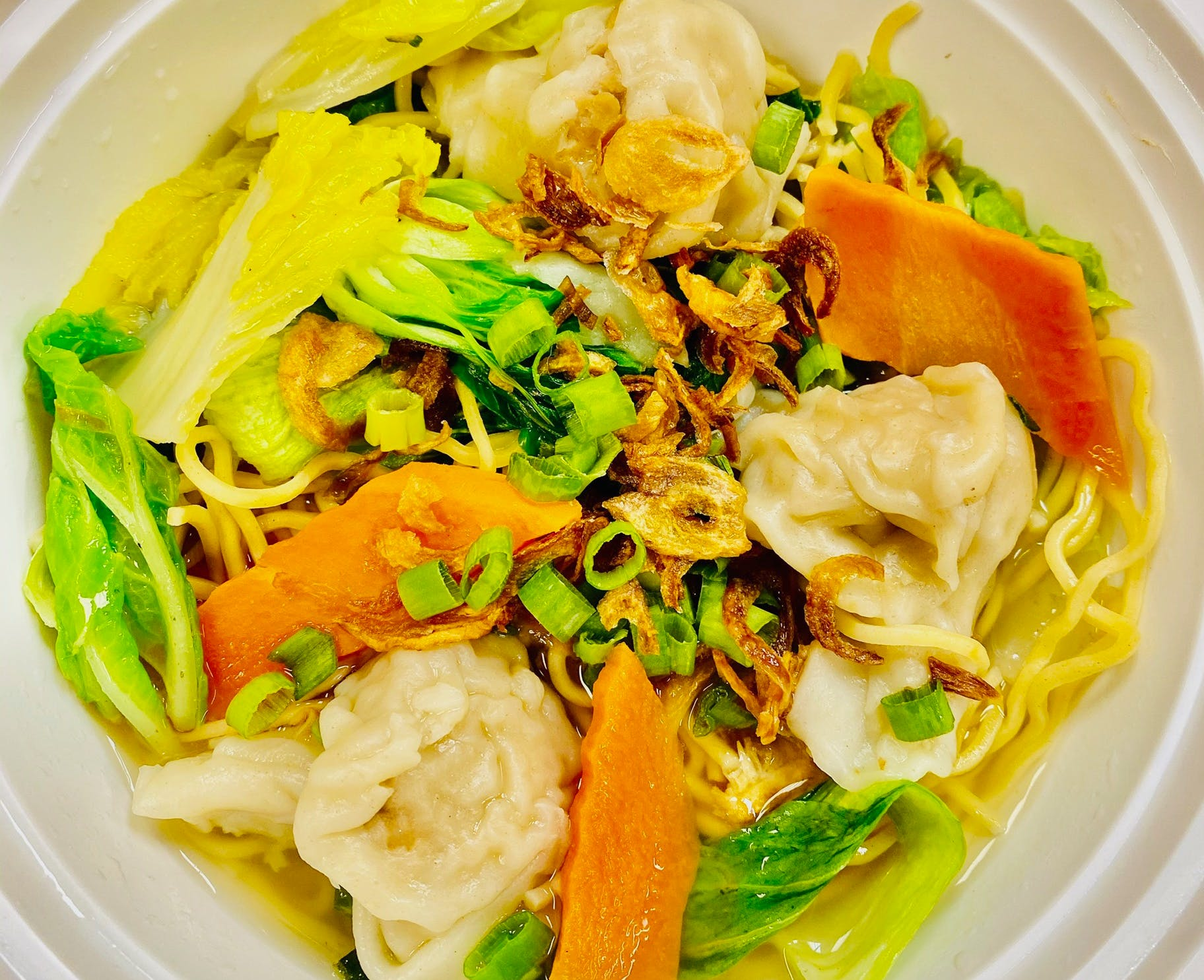 Wonton Noodle Soup from Stir Fry 88 in Green Bay, WI