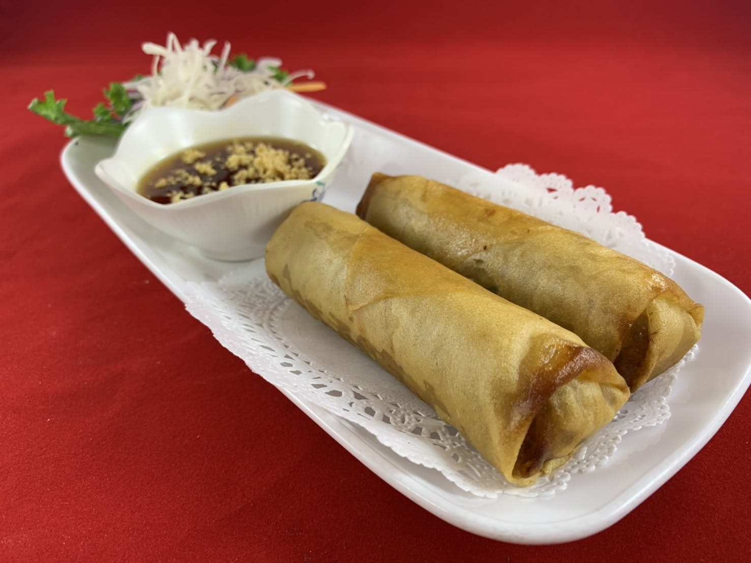 1. Spring Roll (Dinner) from Sa-Bai Thong - University Ave in Madison, WI
