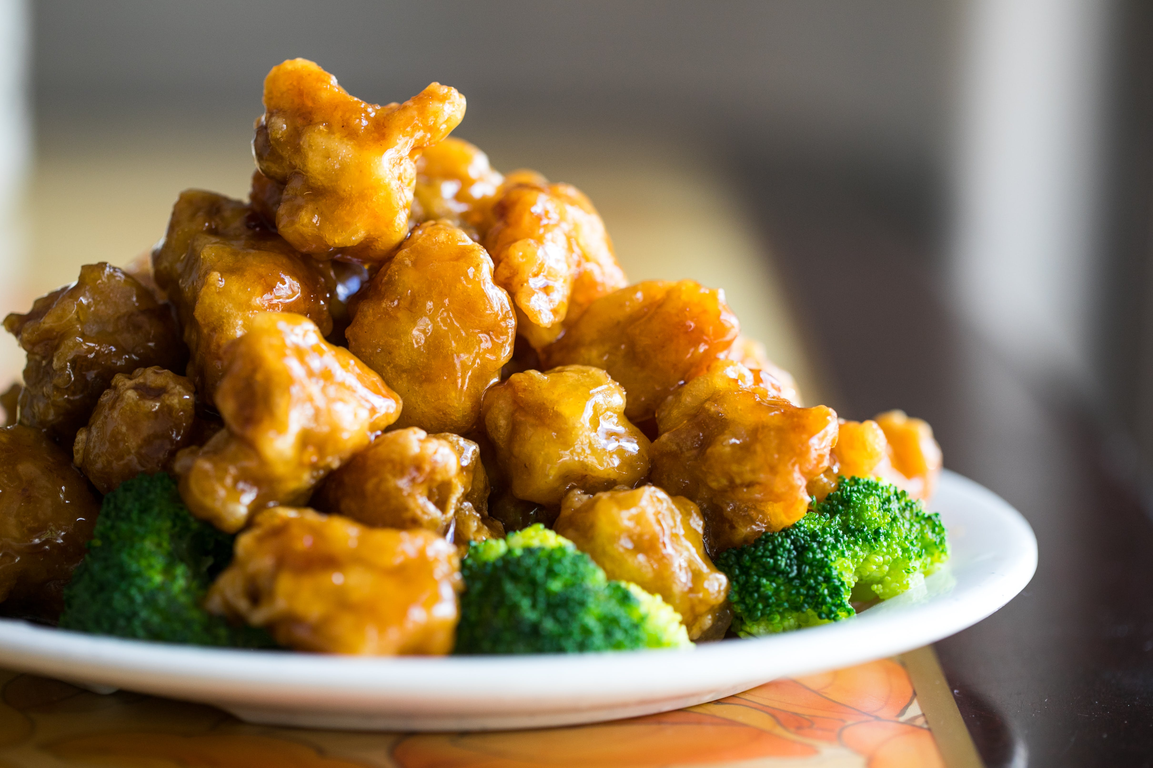 L14. General Tso's Chicken from Good Taste Chinese Restaurant in Richmond, VA
