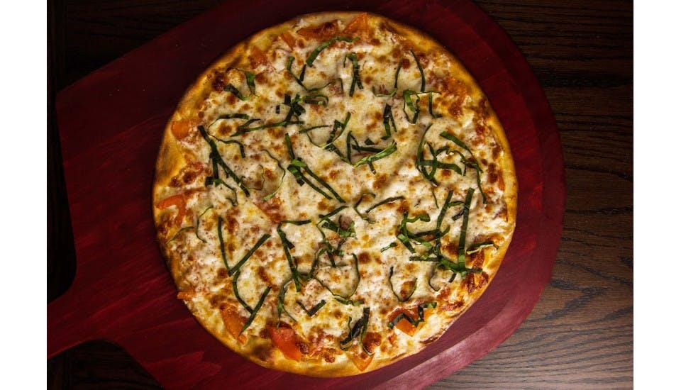 Margherita Pizza from Rosati's Pizza - DeKalb in Dekalb, IL