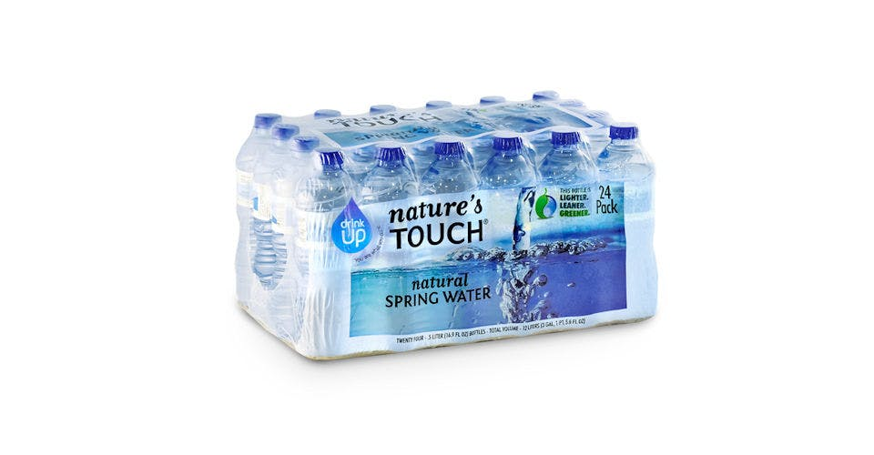 Natures Touch Water 24PK from Kwik Trip - Eau Claire Water St in EAU CLAIRE, WI
