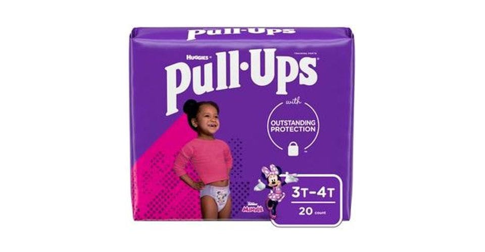 Pull-Ups Learning Designs Girls' Training Pants 3T-4T (20 ct) from CVS - Main St in Green Bay, WI