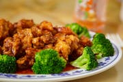 General Tso's Chicken for $5.99 from A8 China in Madison, WI