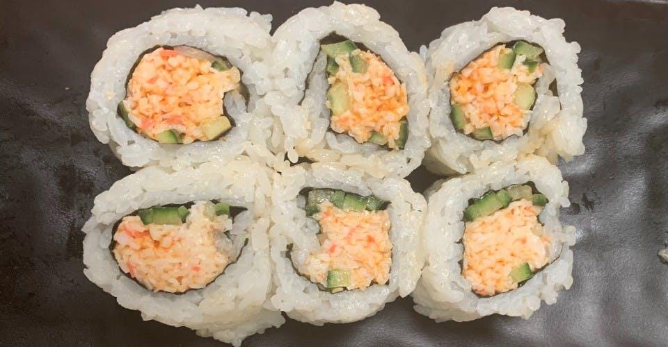108. Spicy Californian Roll (6 Pcs) from Oishi Sushi & Grill in Walnut Creek, CA