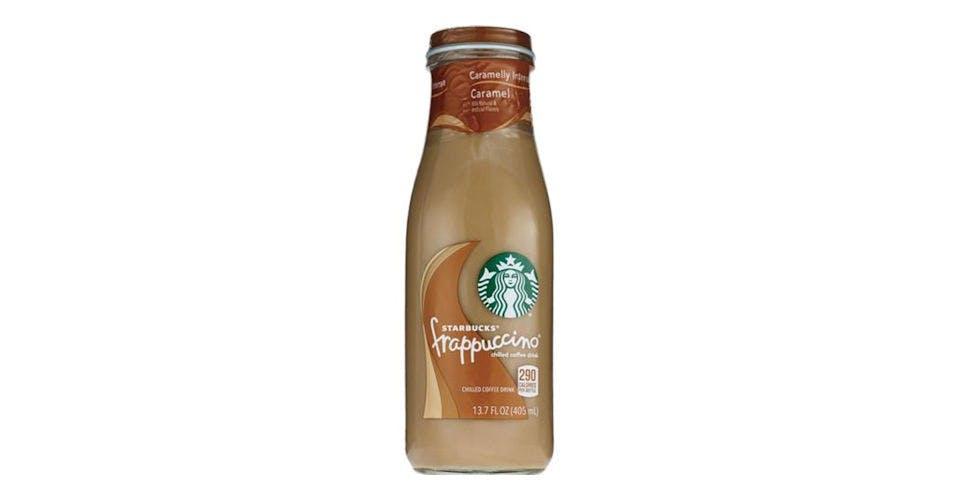 Starbucks Frappaccino Caramel (13.7 oz) from CVS - Main St in Green Bay, WI