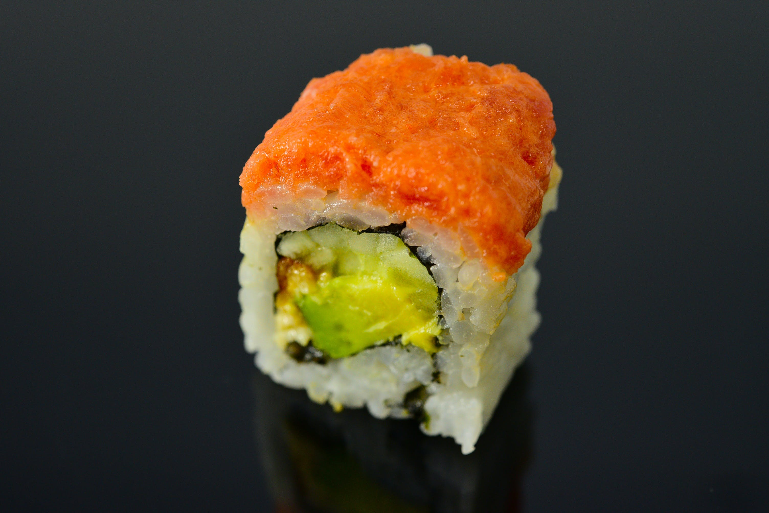 King Roll from Fin Sushi in Madison, WI