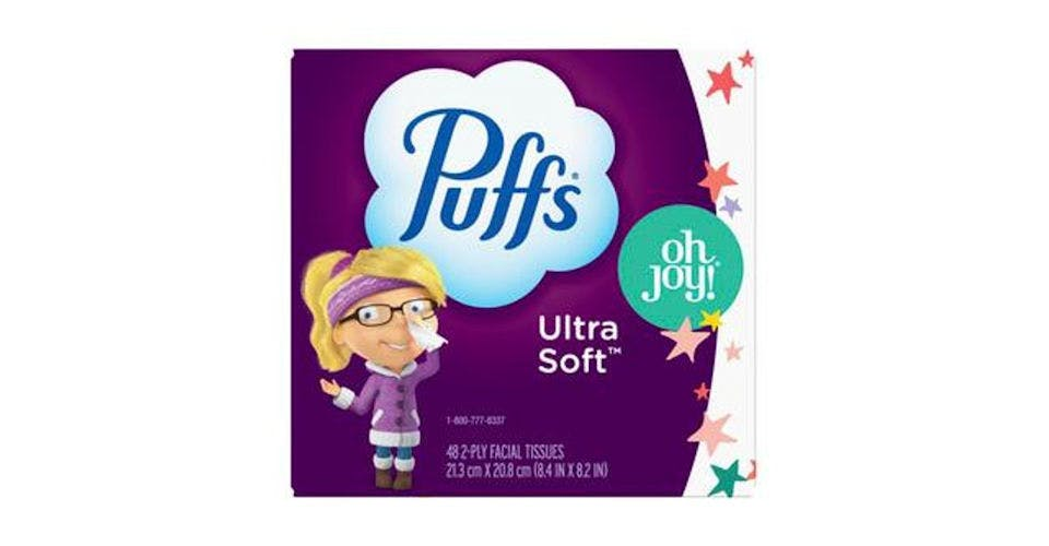 Puffs Ultra Soft Facial Tissues (48 ct) from CVS - Main St in Green Bay, WI