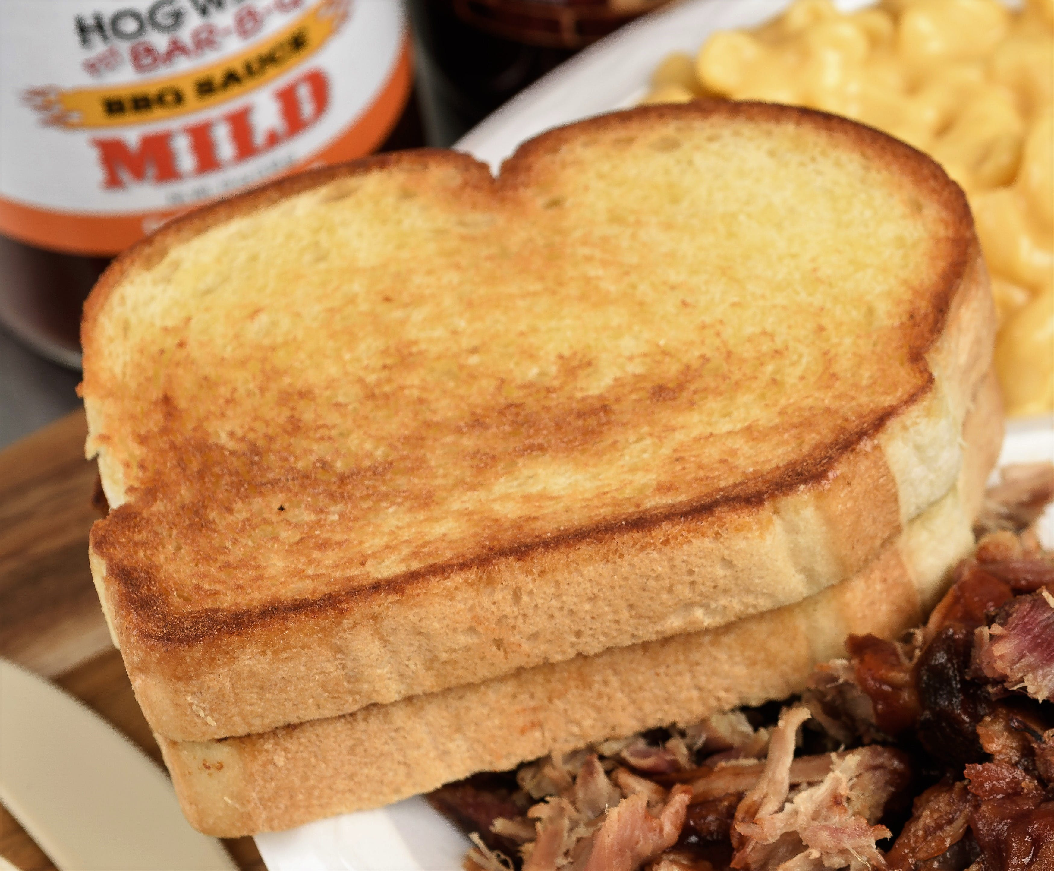 Toast (2 Pieces) from Hog Wild Pit BBQ & Catering in Lawrence, KS
