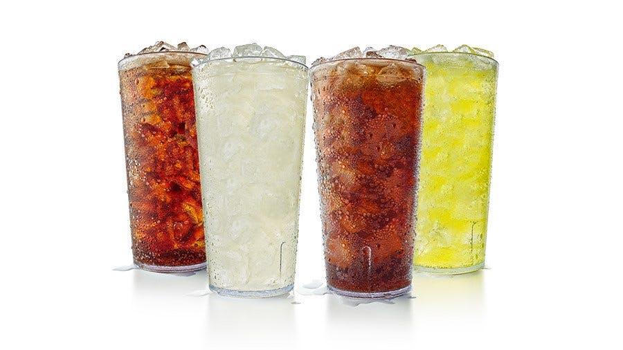 20 oz. Soda from Buffalo Wild Wings - Manitowoc in Manitowoc, WI