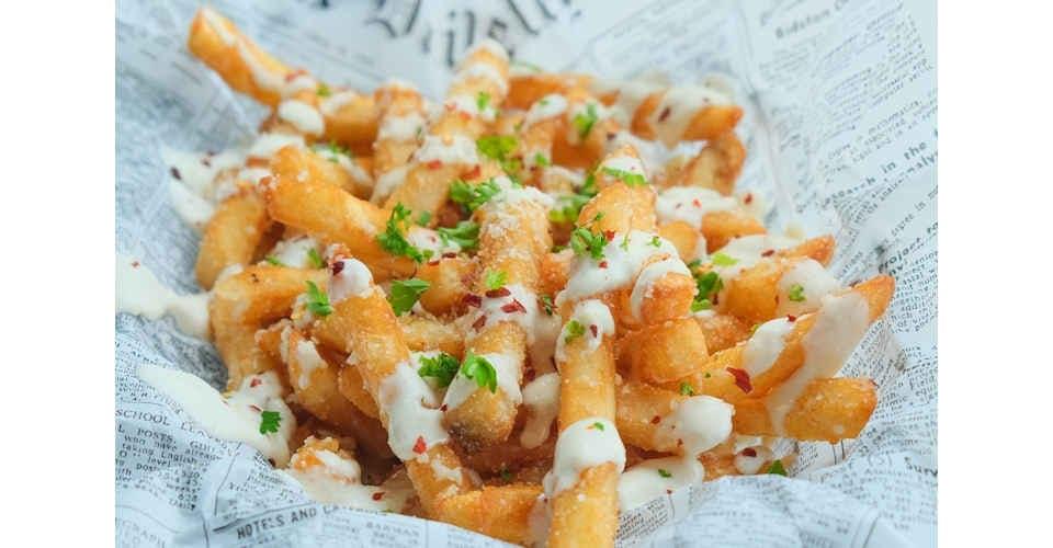 Garlic Mayo Fries from Oh My Grill in Cedar Falls, IA