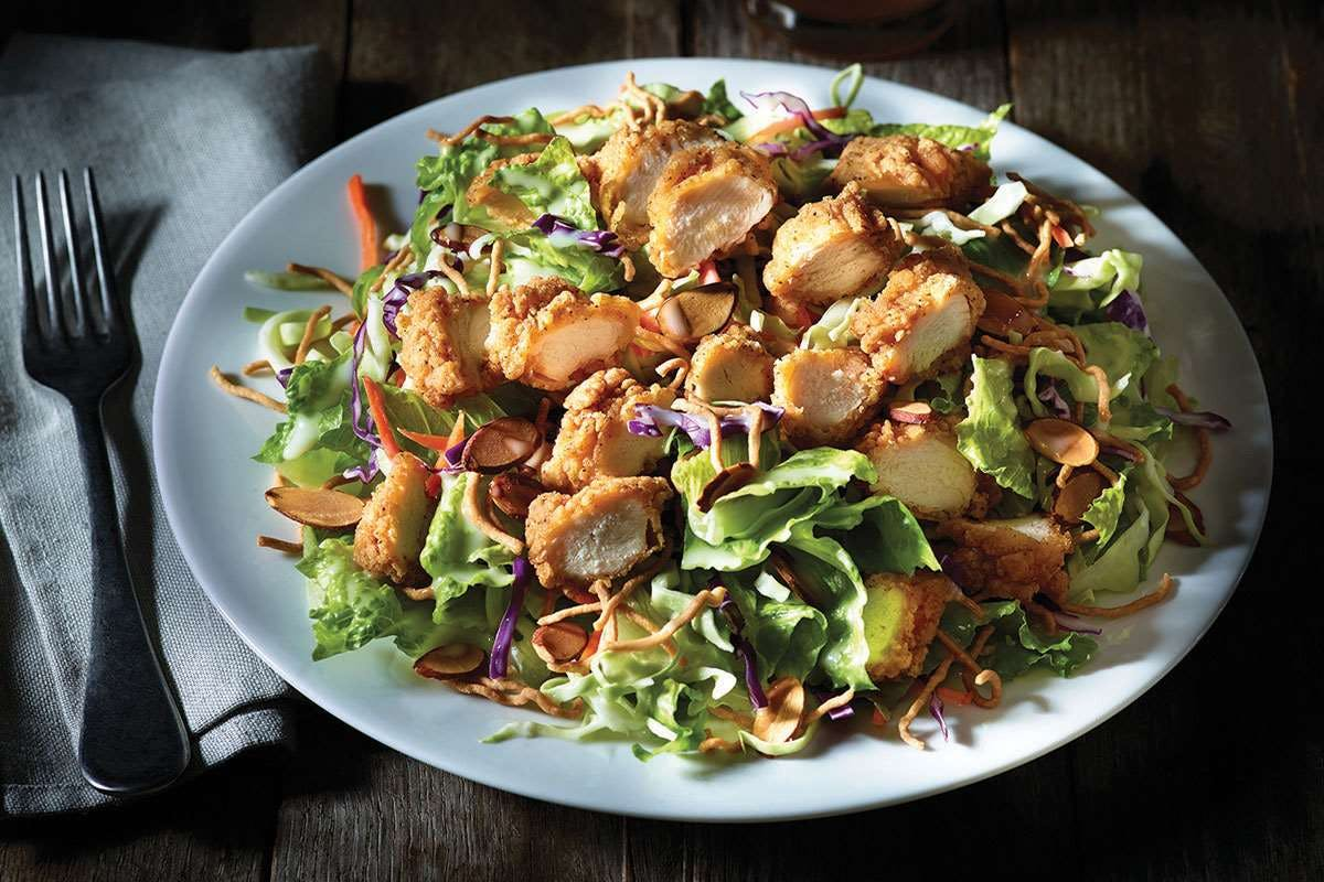 Oriental Chicken Salad from Applebee's - Eau Claire in Eau Claire, WI