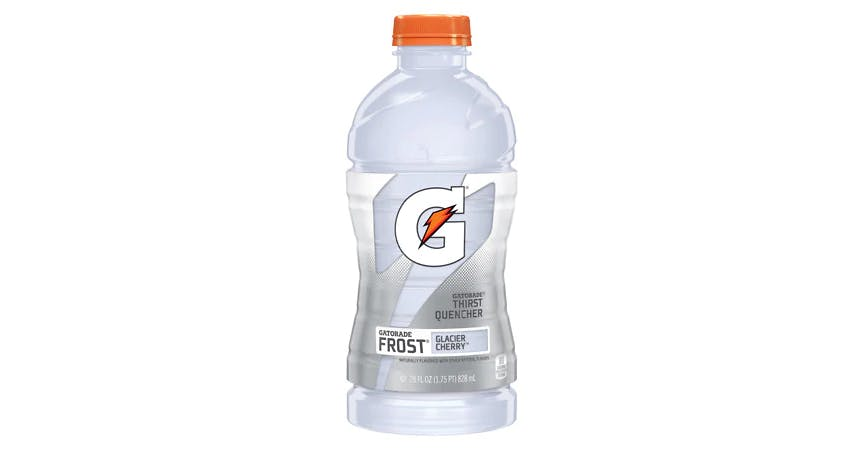 Gatorade Frost Thirst Quencher Glacier Cherry (28 oz) from EatStreet Convenience - W Mason St in Green Bay, WI