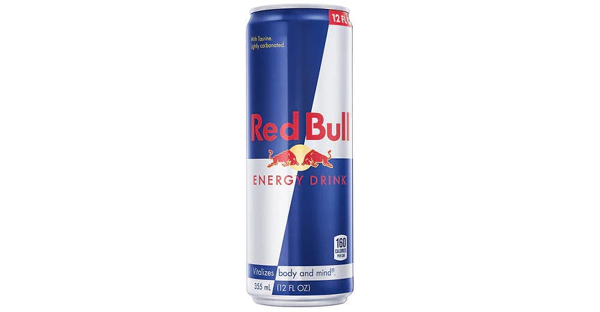 Red Bull Energy Drink (12 oz) from EatStreet Convenience - W Mason St in Green Bay, WI