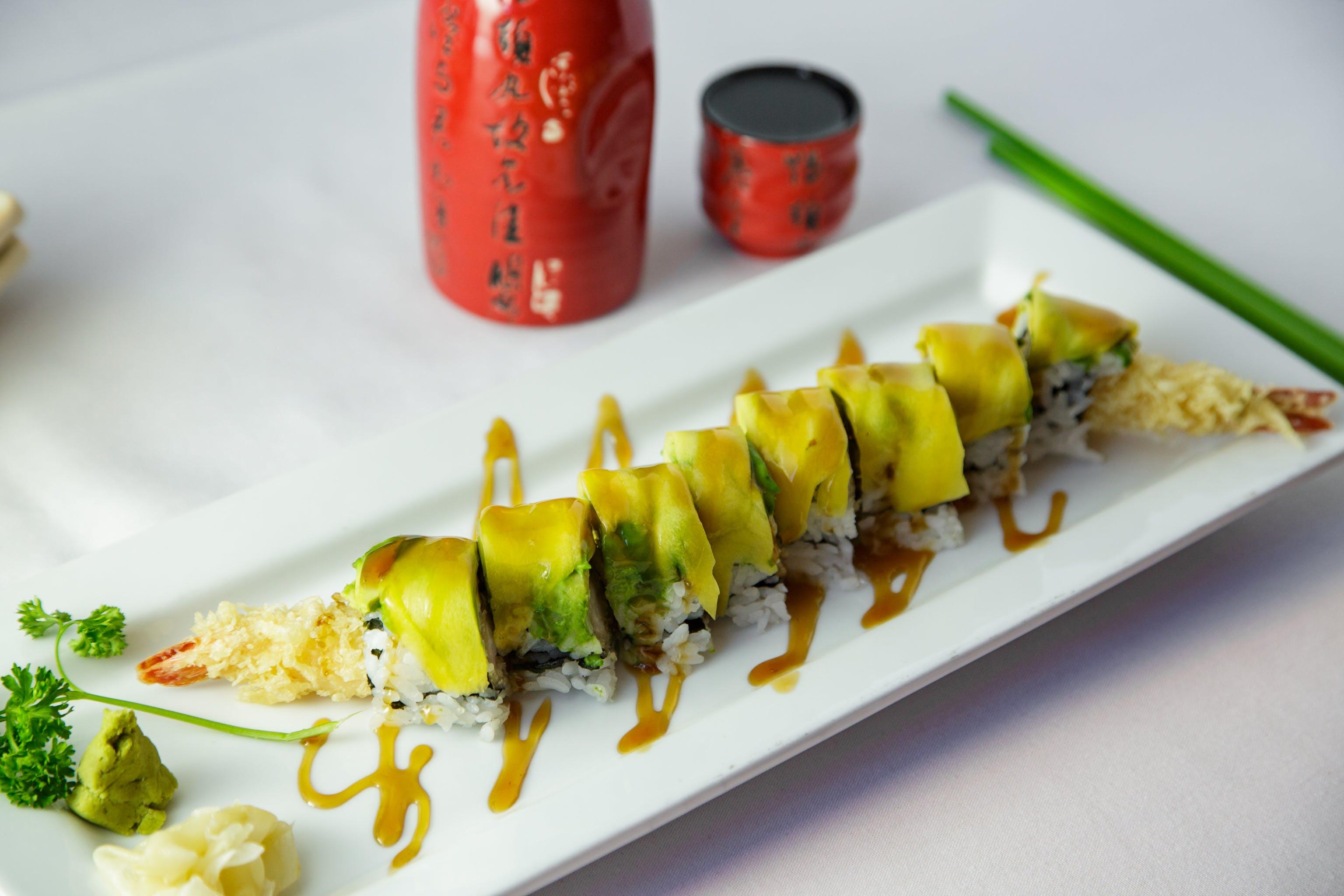 Sunny Roll from Edo Japanese - Madison in Madison, WI