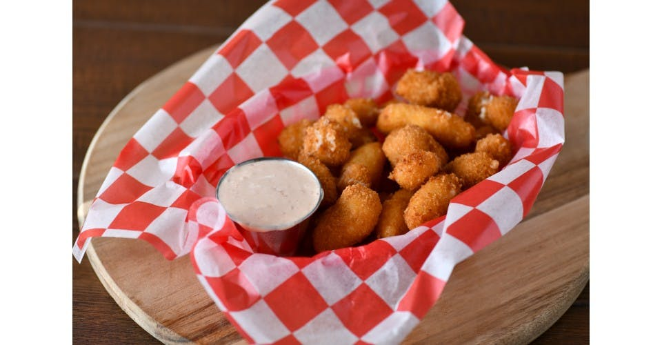 Cheese Curds from Whoopensocker Burger & Brat Co. - Wausau in Wausau, WI