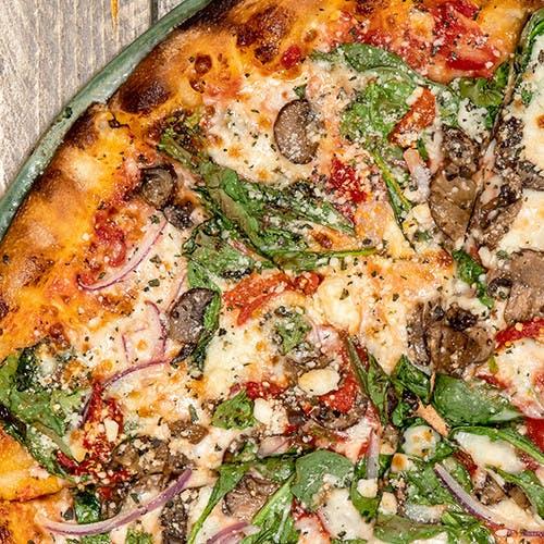 Veggie Pizza from SPIN! Pizza - Lawrence in Lawrence, KS
