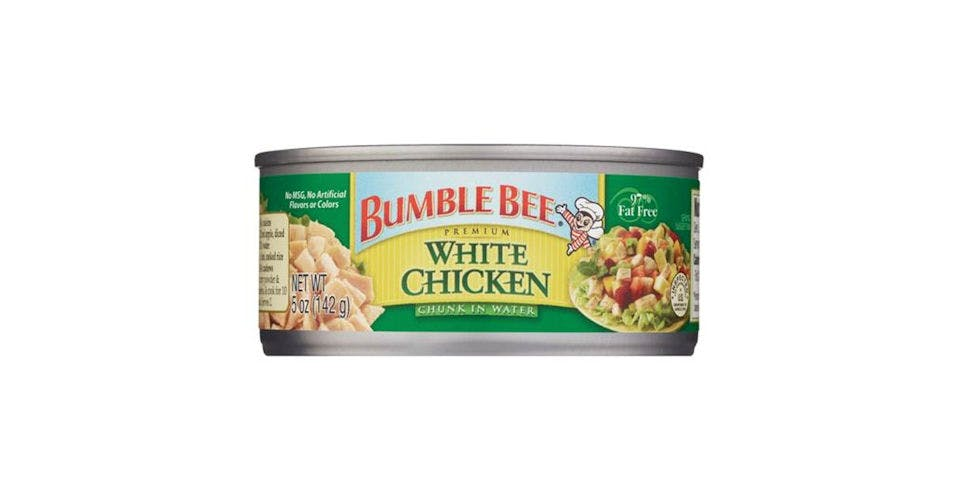 Bumble Bee Premium White Chicken (5 oz) from CVS - Main St in Green Bay, WI
